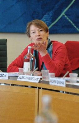 Glenda Jackson. Image: UK Parliament